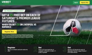 Unibet Premier League Offer
